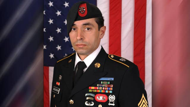 Donations pour in for family of Green Beret killed in action