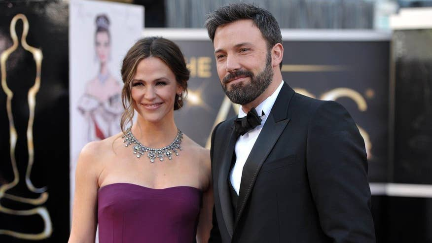 Fox411: Ben Affleck, Jennifer Garner file for divorce two years after separating