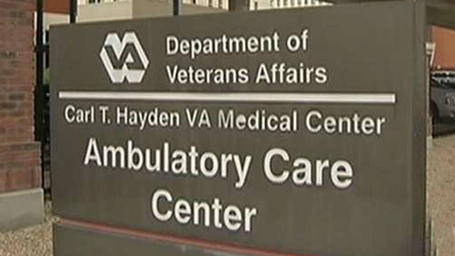 Report: Dirty, disorganized DC VA putting veterans at risk