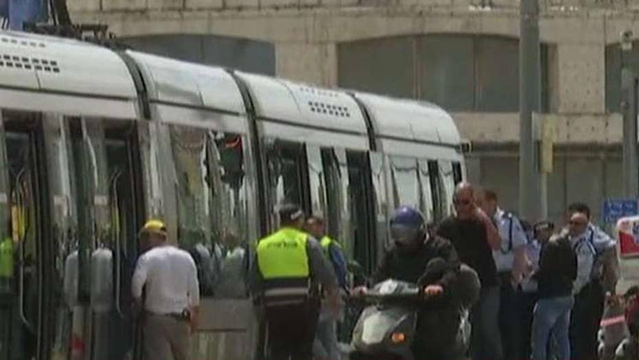British tourist stabbed to death on Jerusalem train