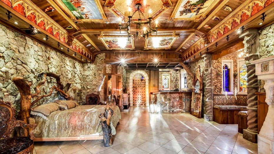 Live like a king in a 'Game of Thrones'-style mansion