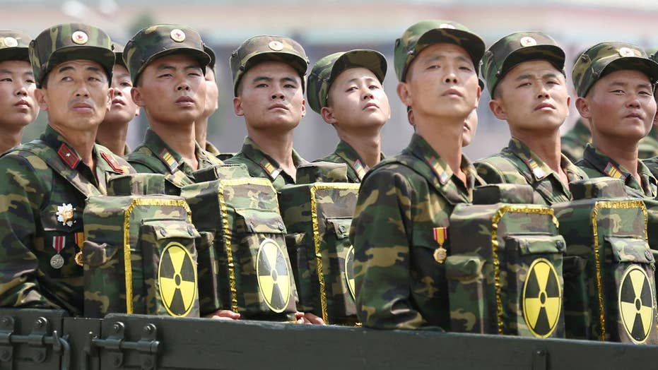 North Korea: We will go to war with US if they choose