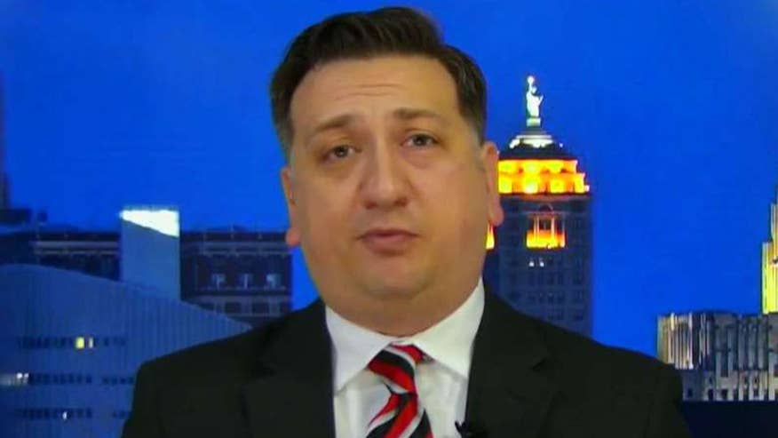 Silver Star recipient David Bellavia speaks out