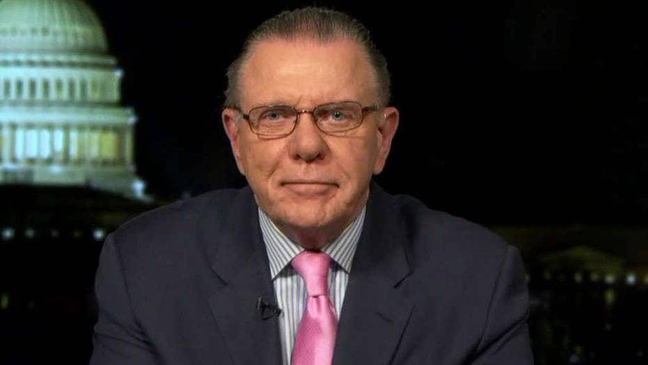 Gen. Keane: Trump wants the US to exercise global leadership