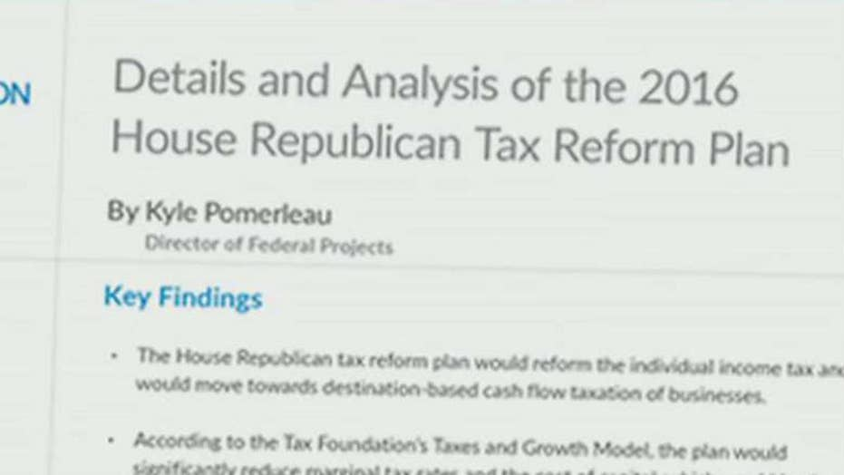 New concerns over GOP's tax cut plan and job creation