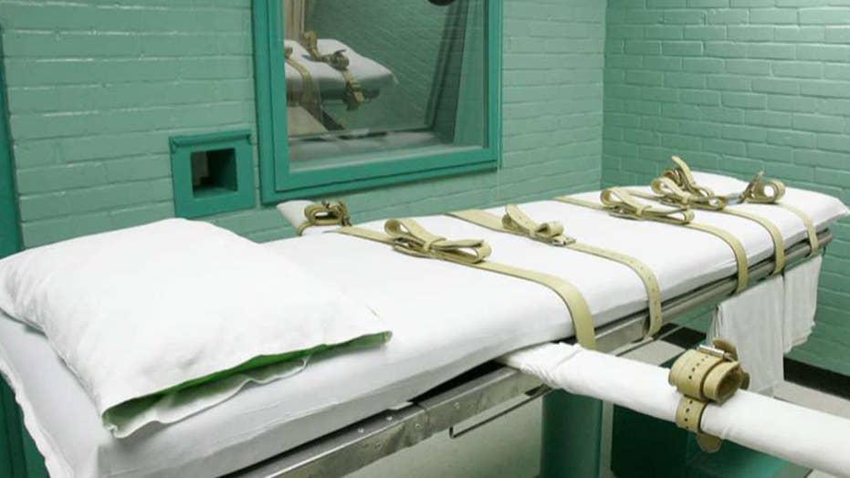 Judge halts Arkansas plans to execute multiple inmates