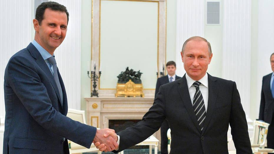 How Russia's support for Syria impacts international policy