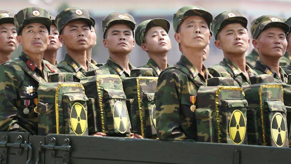 Eric Shawn reports: No North Korea nuclear test...yet