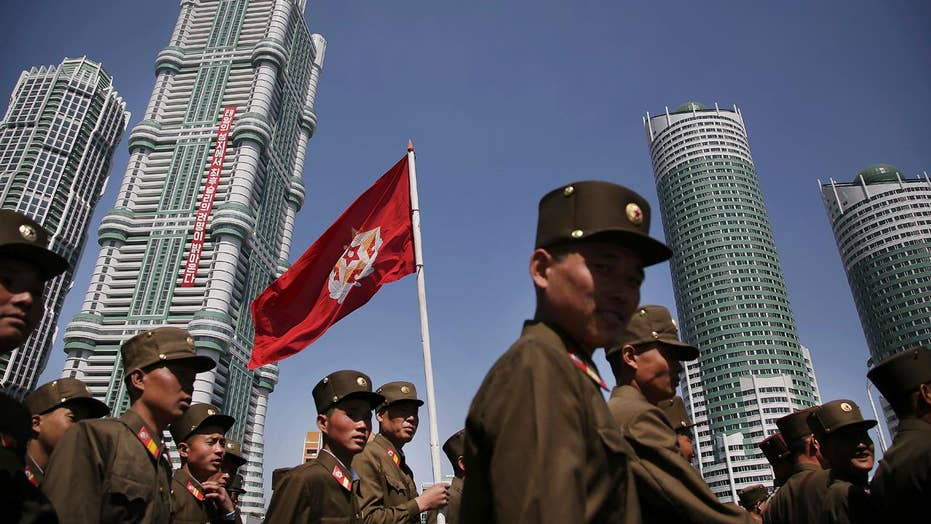 North Korea attempts and fails missile launch