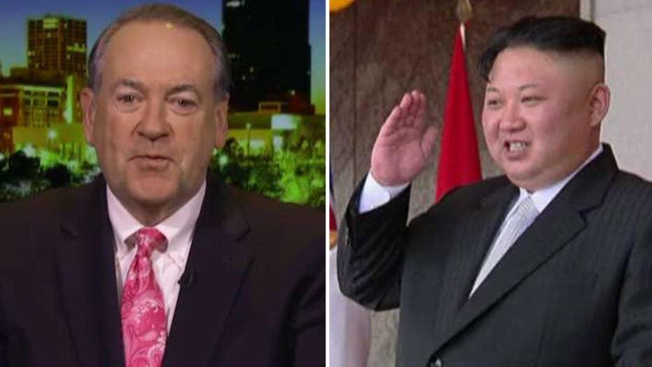 Huckabee: Kim Jong Un must be taken seriously