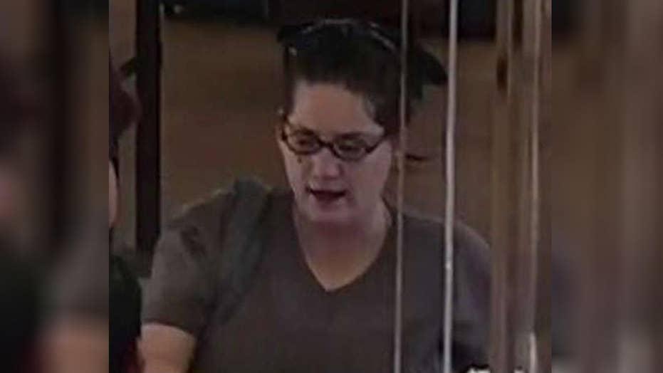 Police seek woman suspected of multiple bank robberies