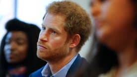 Fox411: Prince Harry talks about his struggles following Princess Diana's death