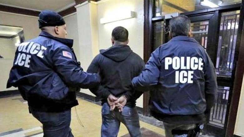 Image result for fbi arrests illegal immigrants