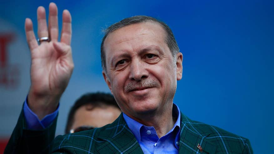 Turkish referendum gives president much more power than other branches of government; David Lee Miller reports from Jerusalem