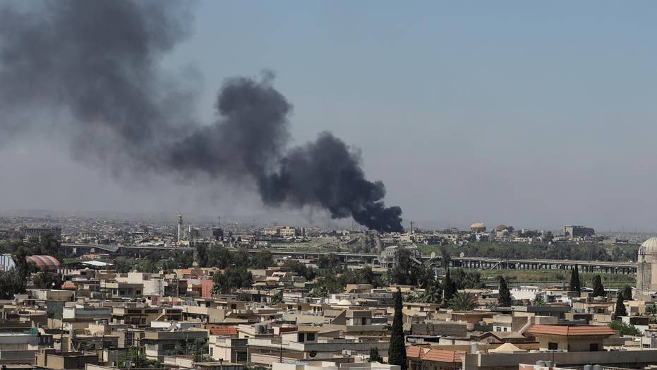 ISIS accused of using chemical weapons in Mosul