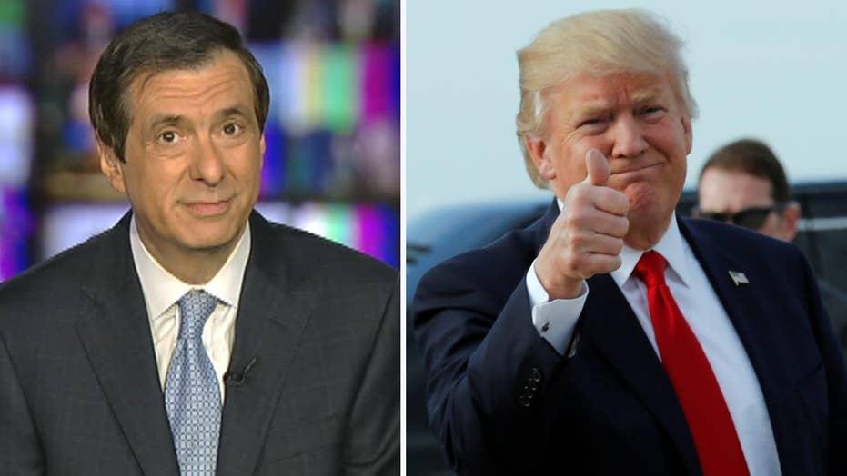 Kurtz: Trump's 'Read My Lips' approach to taxes