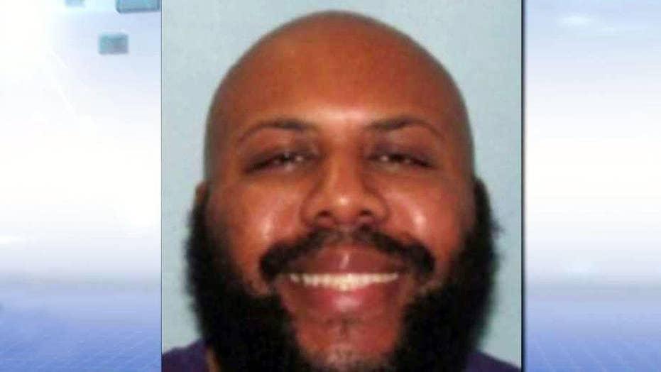 $50,000 reward for Facebook murder suspect