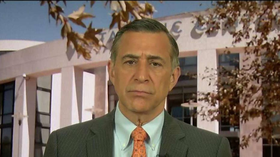 Issa: US can't allow status quo with North Korea to continue