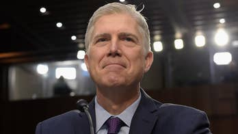 Gorsuch and religious liberty: New justice could hear most important religious freedom case this term in first week