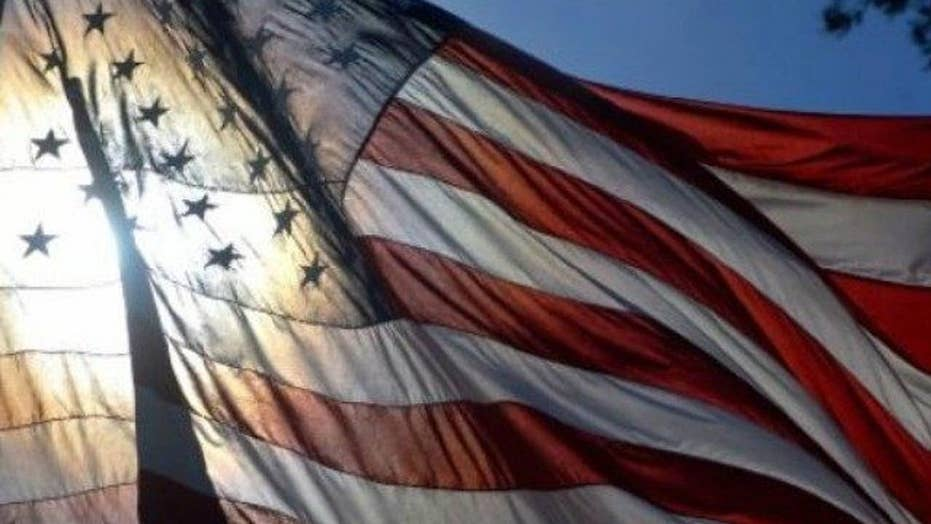 New calls to remove the American flag from sporting events