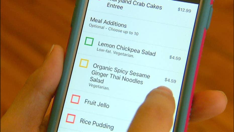 App helps you order healthier
