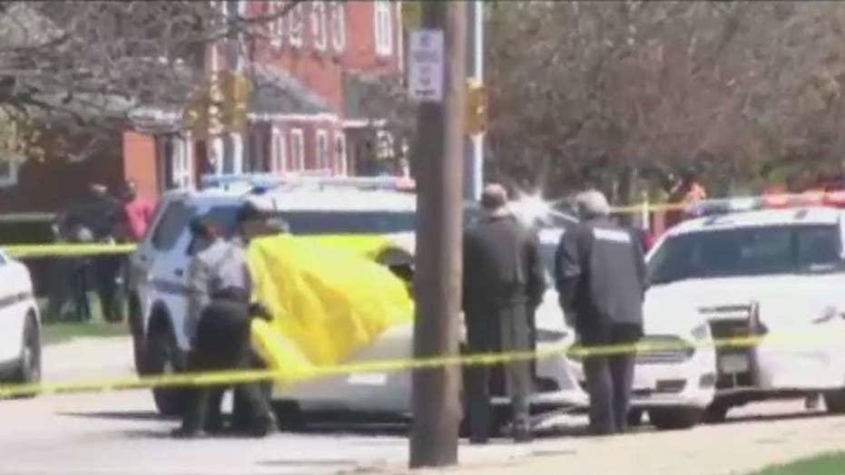 Manhunt for Cleveland Facebook killer comes to an end