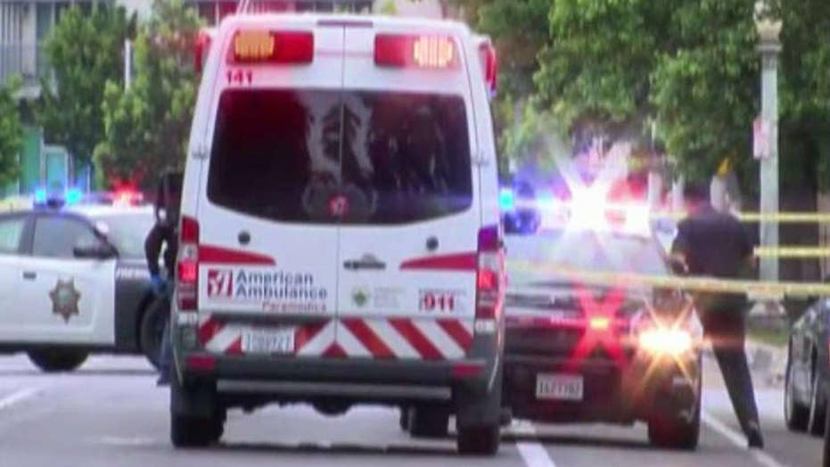 3 dead in Fresno, California shooting