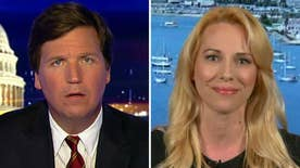 Tucker takes on professor who's an admitted socialist calls for making the rich pay more than their 'fair share' in honor of Tax Day. Does this include Bernie Sanders?