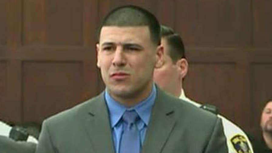 Hernandez committed suicide while serving a life sentence for murder
