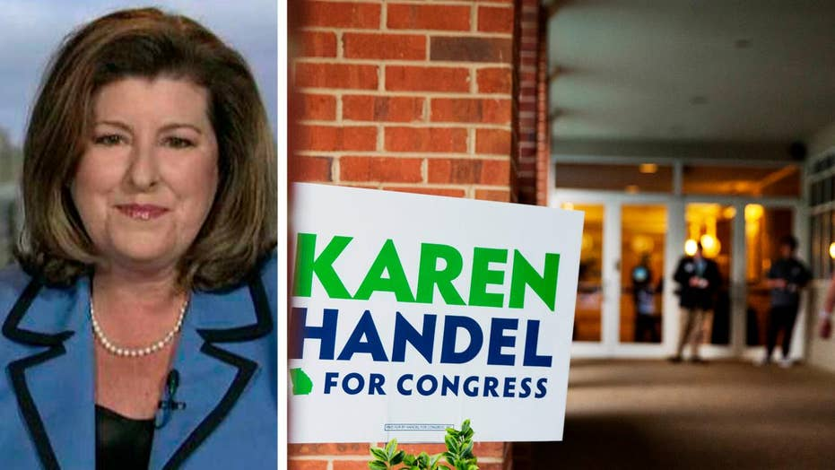Republican Karen Handel on Georgia race: I will prevail