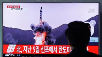 Tech Take: TrustedSec's Alex Hamerstone on what may have led North Korea's most recent missile test to fail