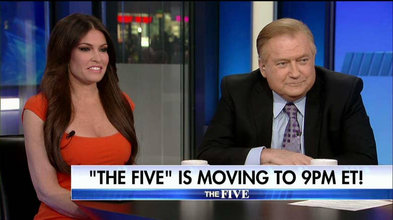 """Bob Beckel said many more people will now get to see the """"The Five's"""" signature debates, since it will now be on each night at 6:00pm on the west coast."""