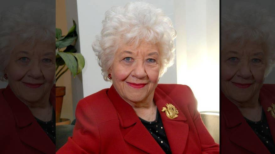 Fox411: 'Facts of Life's' Charlotte Rae explains how she overcame her addiction