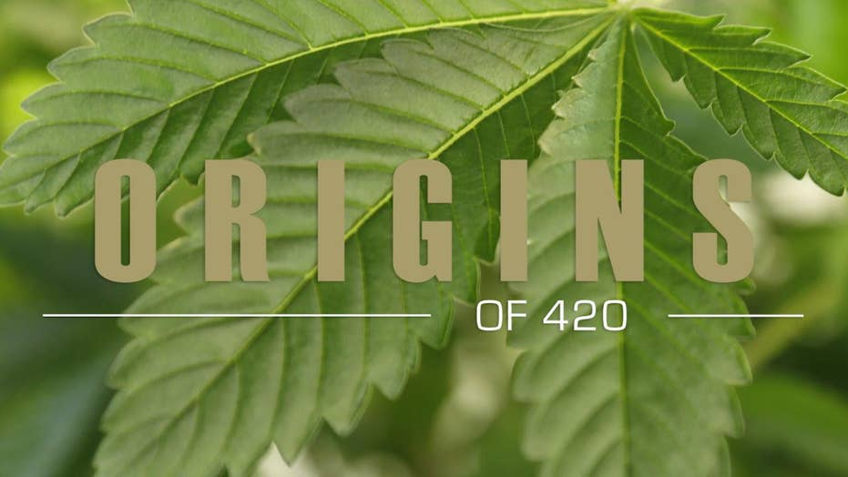 Weed day: Where did '420' come from?