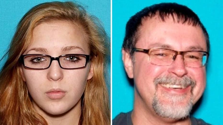 Missing teenager Elizabeth Thomas found safe in California