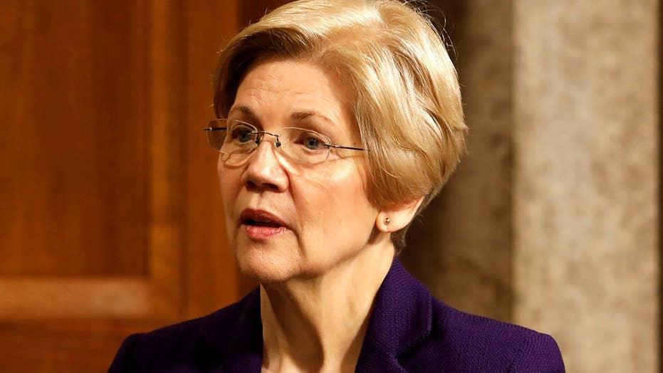 Should Sen. Elizabeth Warren point her finger at voters?