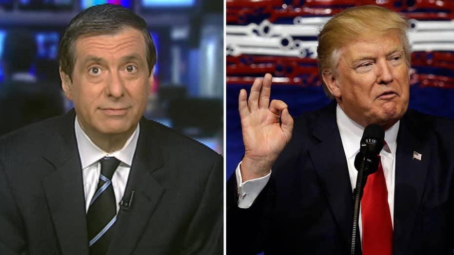 Kurtz: Trump's muscular foreign policy stirs doubts
