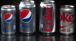 A new study finds daily consumption of diet drinks could put an individual's health at greater risk of stroke and Alzheimer's disease