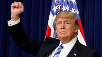 Trump says media won't give him credit for his accomplishments