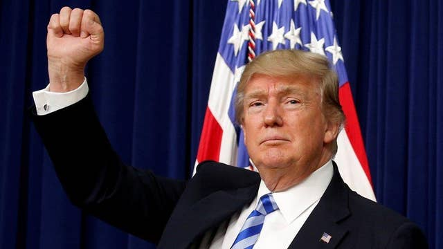 Trump Presidency approaches first 100 days