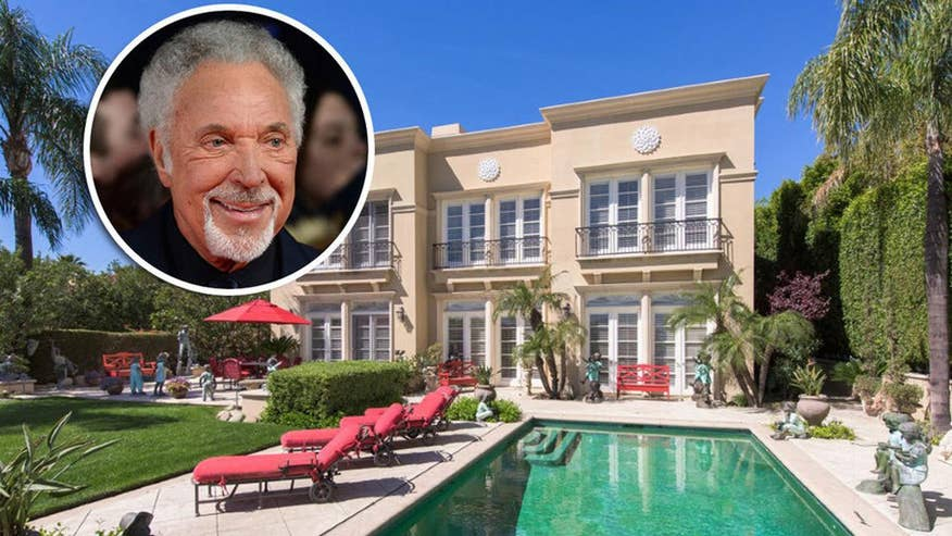 Hot Houses: Inside Sir Tom Jones' Beverly Hills mansion, a former brewery-turned-mixed use building in San Francisco's hip Mission District and a Disney-style castle in France
