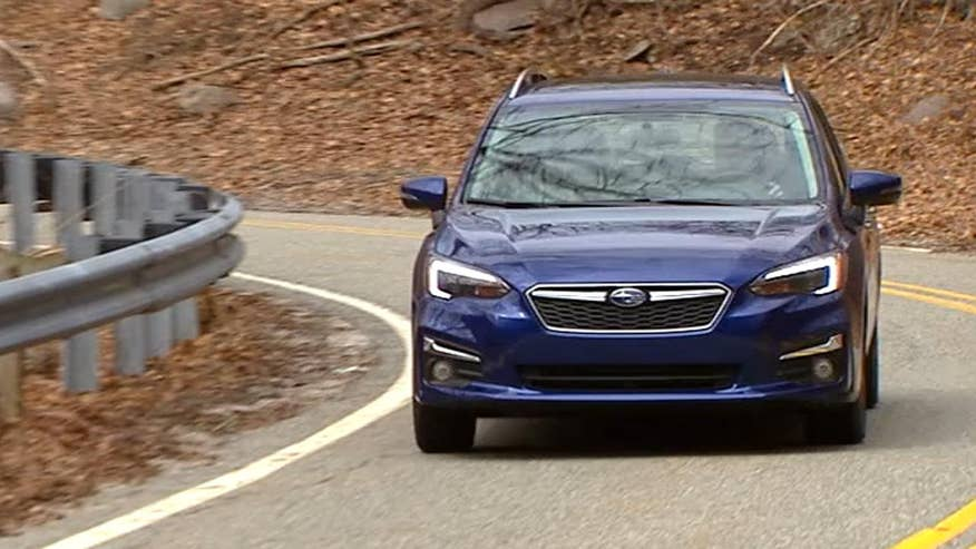 Gary Gastelu says the 2017 Subaru Impreza may look familiar, but is a much better car than before.