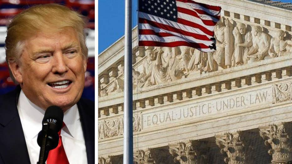 Who would be on Trump's next Supreme Court shortlist?