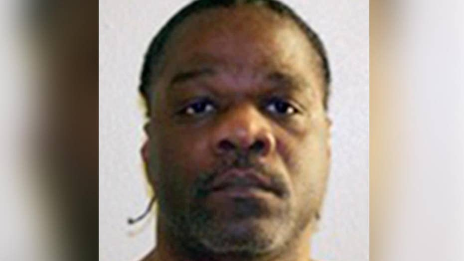 Arkansas executes first prisoner since 2005