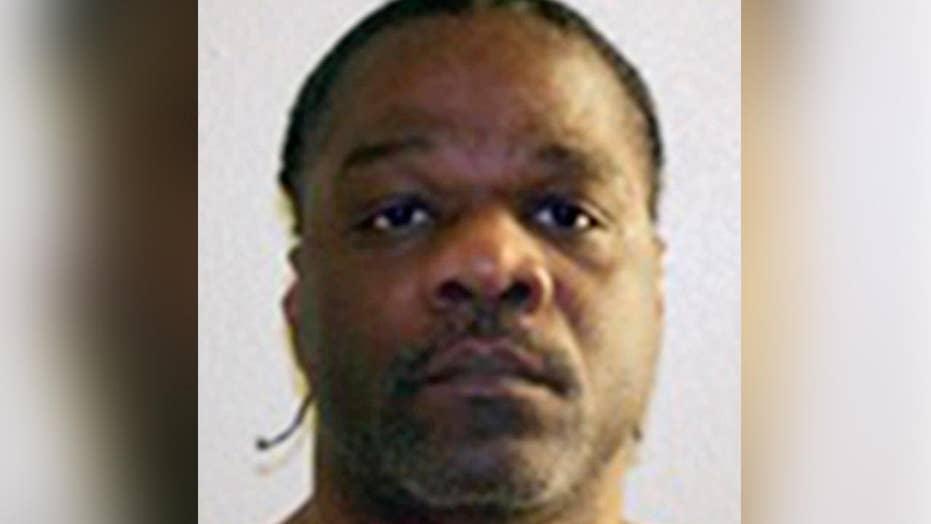 Arkansas executes first prisoner since 2005