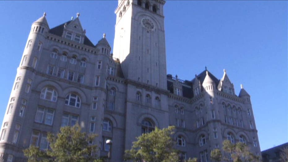 Exclusive tour of the Old Post Office clock tower
