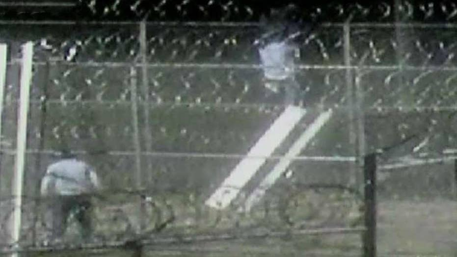 Virginia inmates fail to escape over security fence