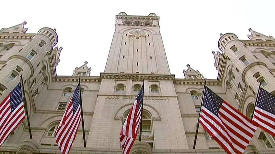 Fox News dives into history with tour of the Old Post Office