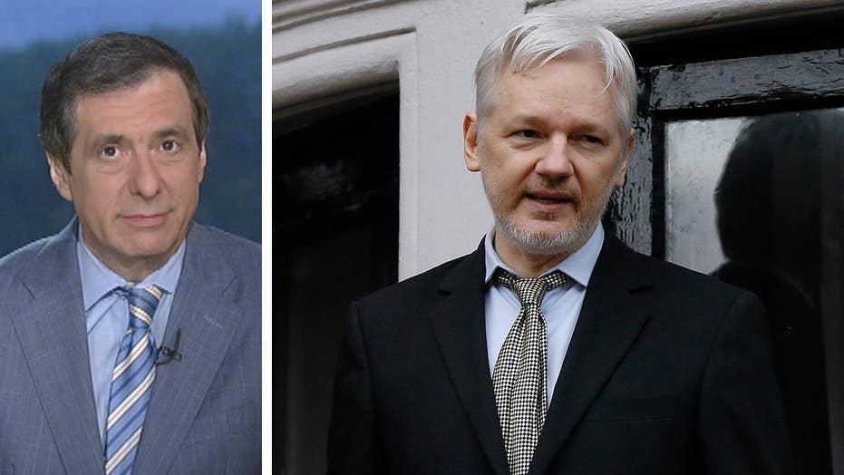 Kurtz: Does WikiLeaks cross the line of illegality?
