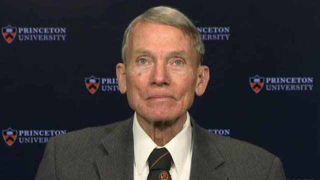 Princeton professor criticizes 'March for Science' protests